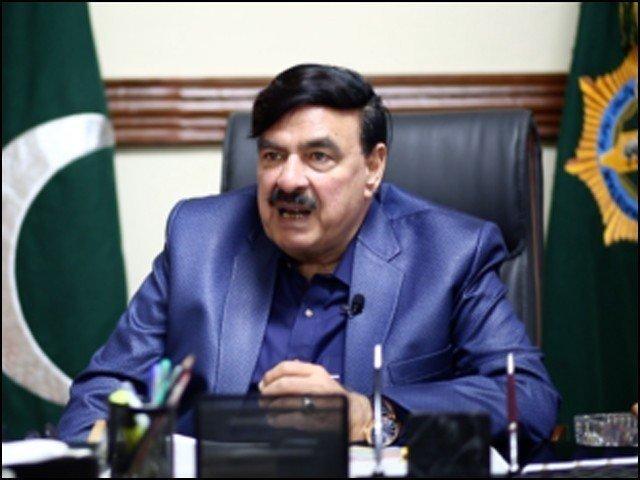 سندھ میں امن و امان تباہ کرنے والوں کے خلاف سخت کارروائی ہوگی، شیخ رشید