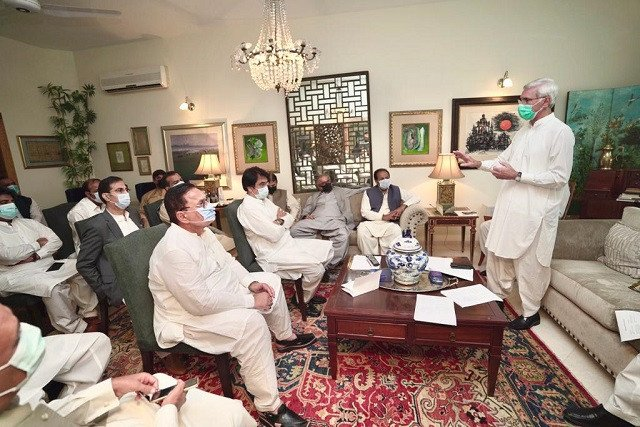 Tareen announces like-minded group