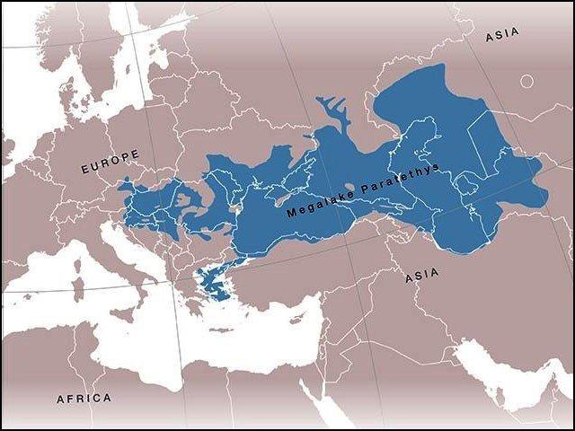 دنیا کی سب سے بڑی جھیل، جو سمندر سے بھی بڑی تھی