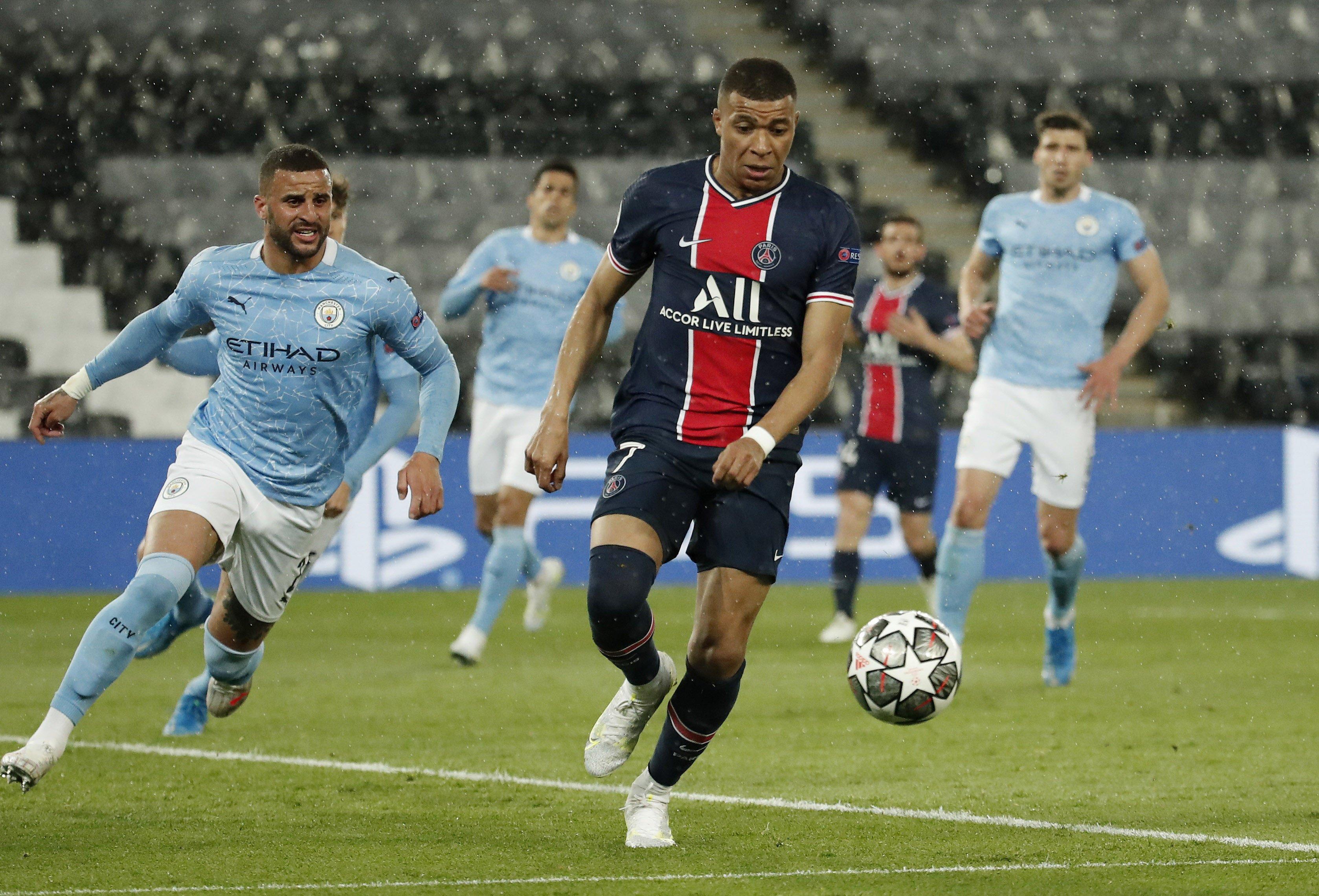 Three talking points from PSG 1 Man City 2