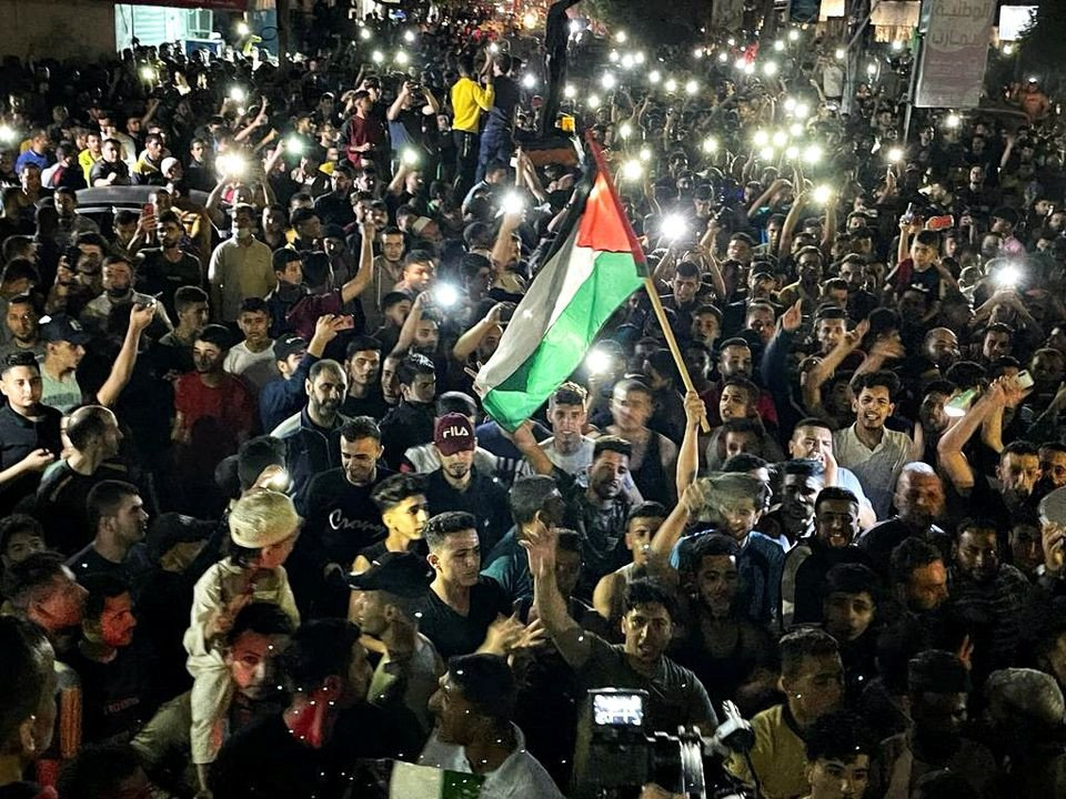 Truce ends 11 days of Israeli bombardment of Gaza