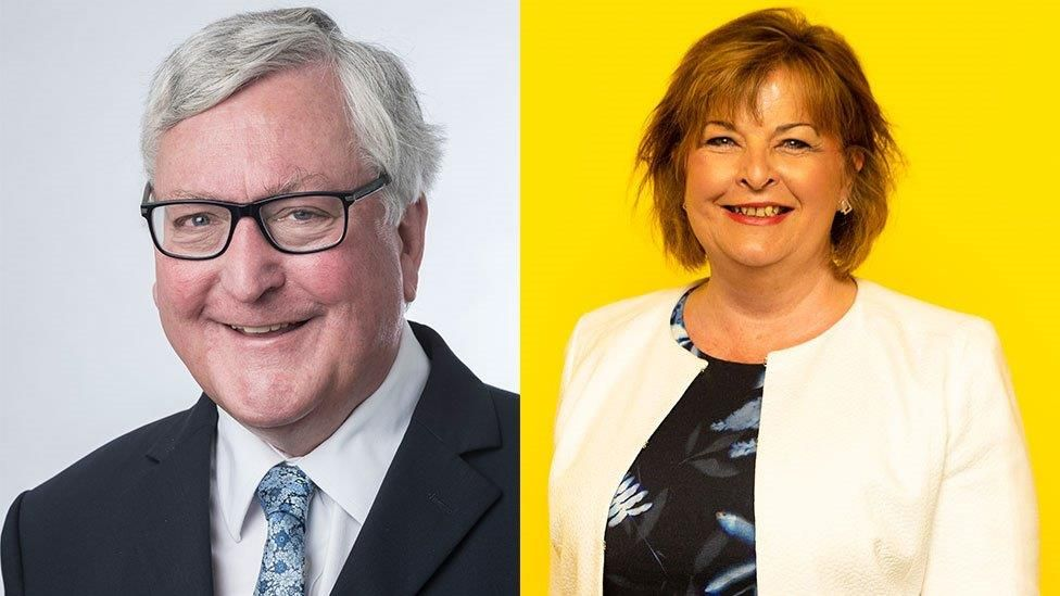 Two ministers out as Nicola Sturgeon shuffles cabinet