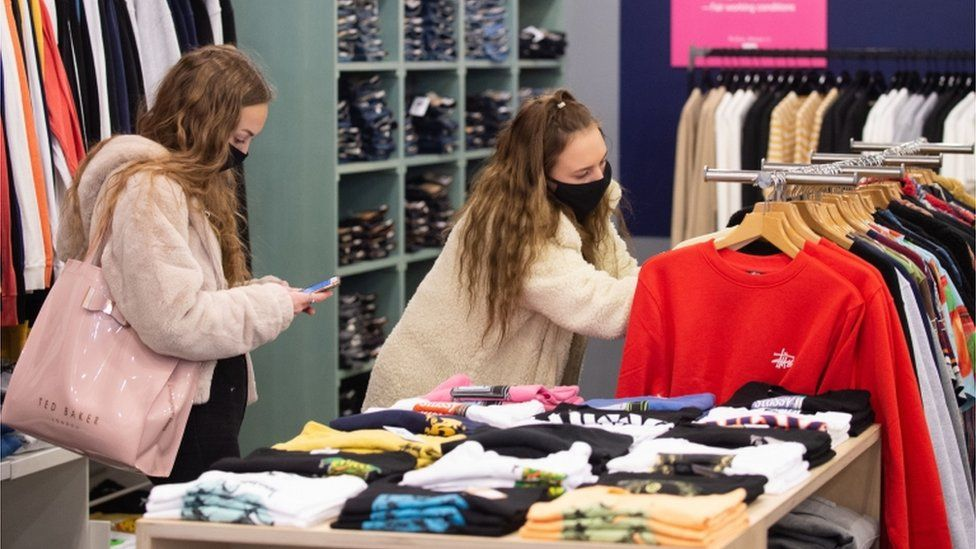 UK inflation rate more than doubles in April