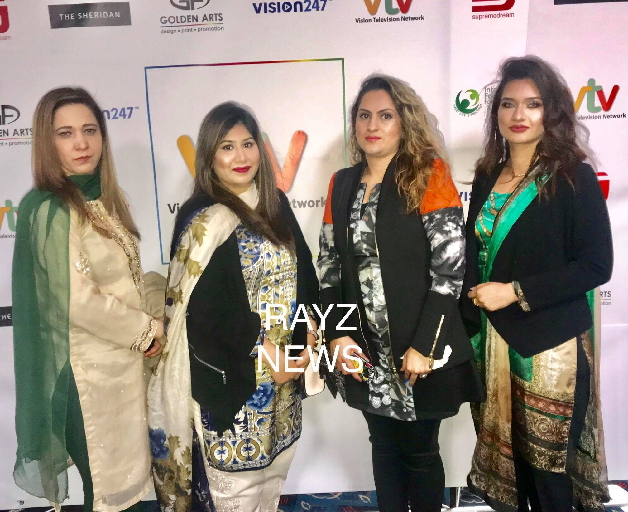 VTV Launch Party with Pakistani Film Stars Drama Artist and Singers