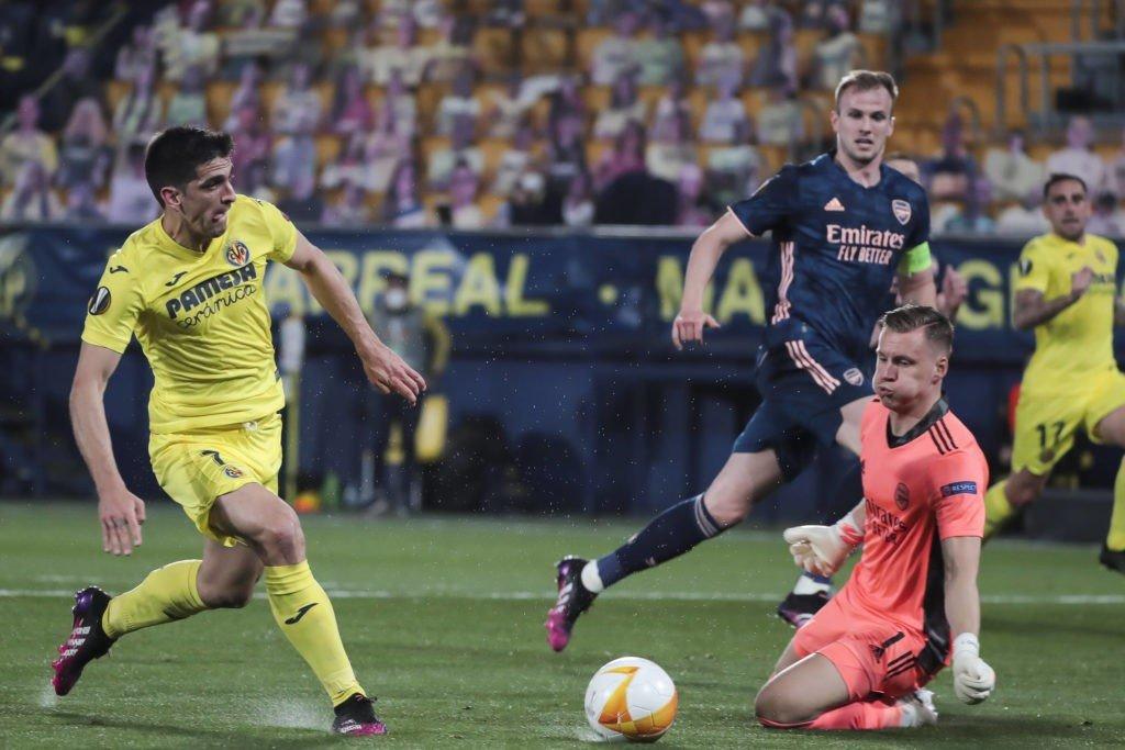 Villarreal stand in way of Arsenal v Man Utd Europa League showdown