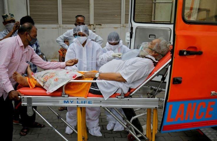 Vital medical supplies reach India as Covid deaths near 200