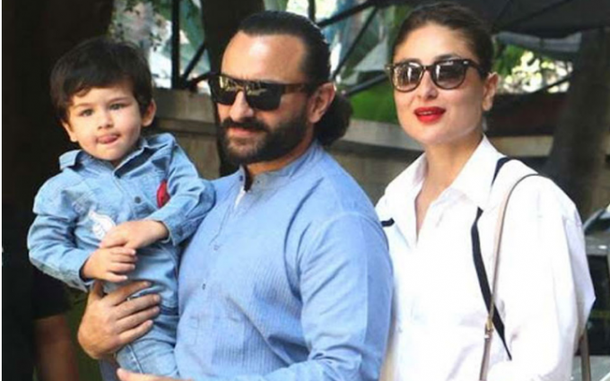 When Tom and Jerry helped Kareena teach Taimur about vaccines