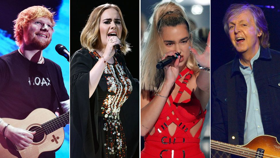 Who could represent the UK at the Eurovision Song Contest 2022?